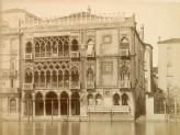 Photograph of the Ca' d'Oro, Venice