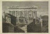 The East End of the Parthenon