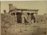 Photograph of the Caryatid Porch of the Erechtheion