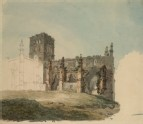 The Ruined Abbey at Haddington