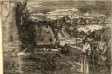 Landscape with Cannon (Dürer, Albrecht - Landscape with Cannon)