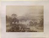 "Photograph of Turner's ""Saint Martin and Salenche, Savoy"""
