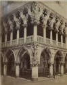 The South-West Corner of the Ducal Palace, Venice