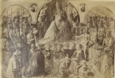 "Photograph of Filippo Lippi's ""Coronation of the Virgin"" (""The Maringhi Coronation"")"