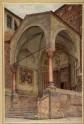 The north Porch of San Fermo Maggiore, Verona