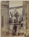 Photograph of the Castelbarco Tomb, Sant' Anastasia, Verona