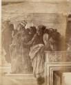 """Photograph of Raphael's """"Disputà"""" in the Stanza della Segnatura"""