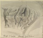 Study of a Capital from the Tomb of Marco Giustiniani in Santi Giovanni e Paolo, Venice