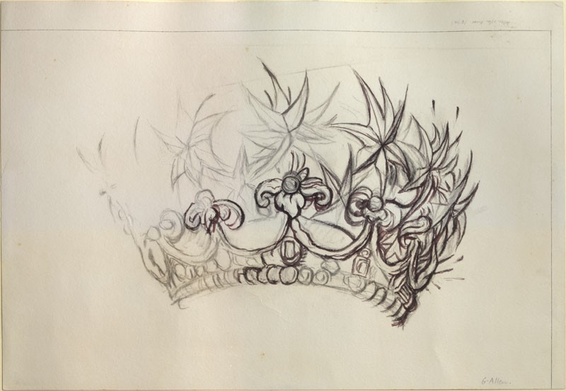 Evil crown drawing - photo#5